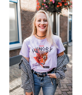 SHIRT STAY HUNGRY
