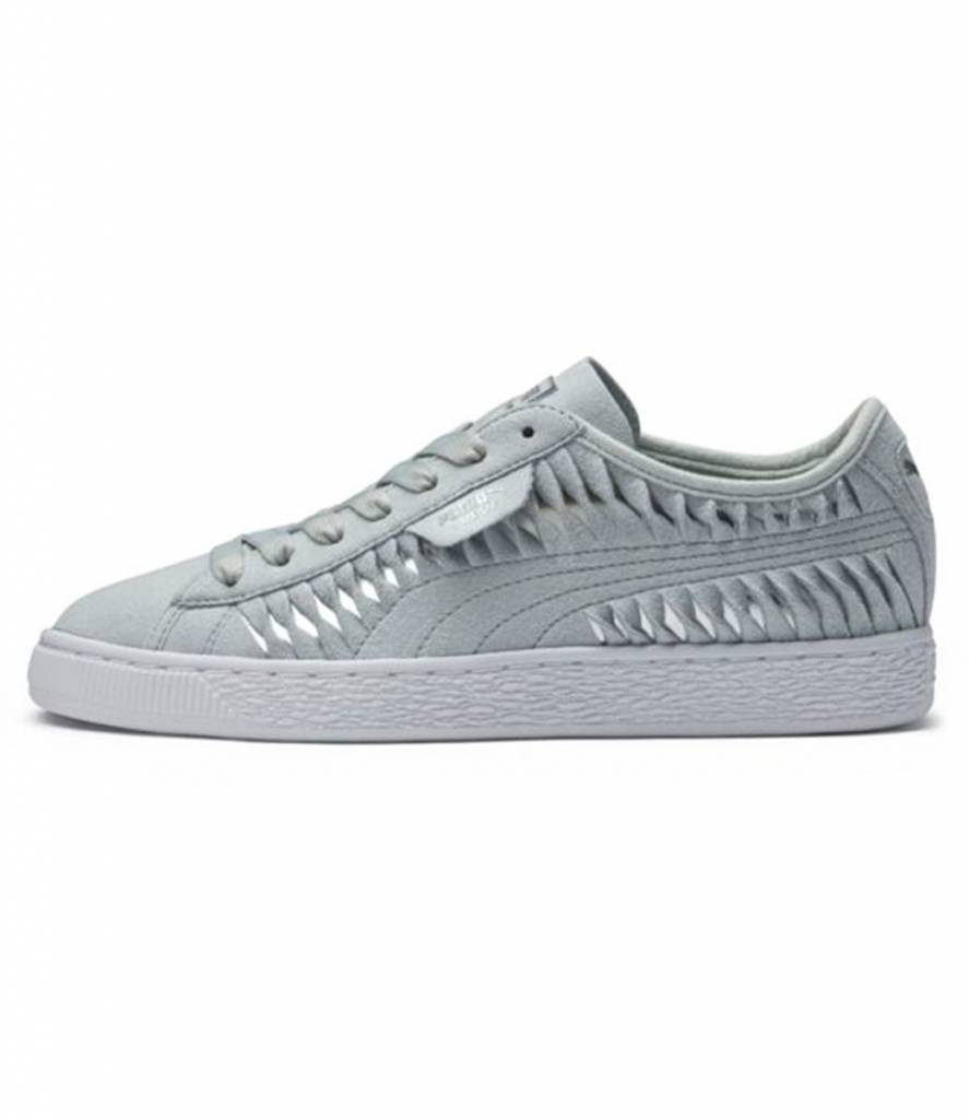 info for d08d4 f9f7e Puma Suede Metallic Entwine