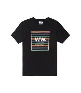 Wood Wood Square Stripes T-Shirt