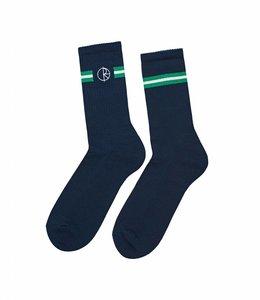 Polar Skate Co. Stroke Logo Sock