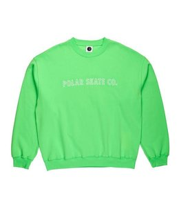 Polar Skate Co. Outline Crewneck Sweater