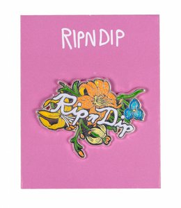 RipNDip Wild Flower Pin