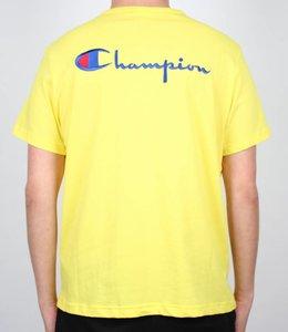 Champion Script Back Logo