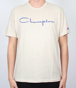 Champion Cotton Linnen Original Script Logo