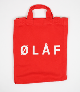 Olaf Hussein Cotton Tote Bag