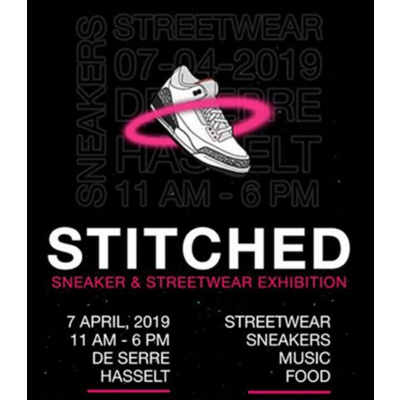STITCHED Sneakers & Streetwear Event