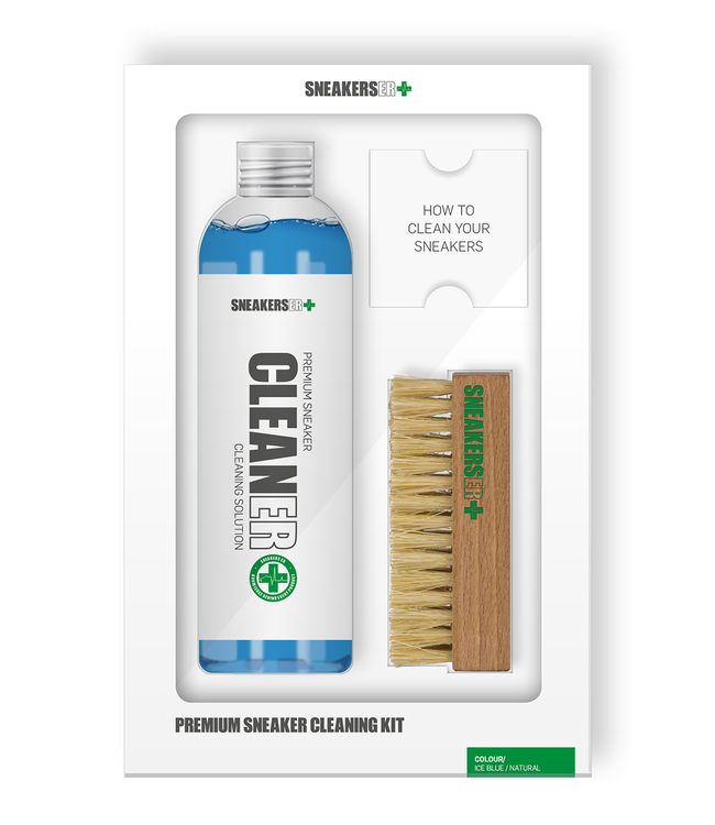 Sneaker ER 2 Piece Premium Sneaker Cleaning Kit