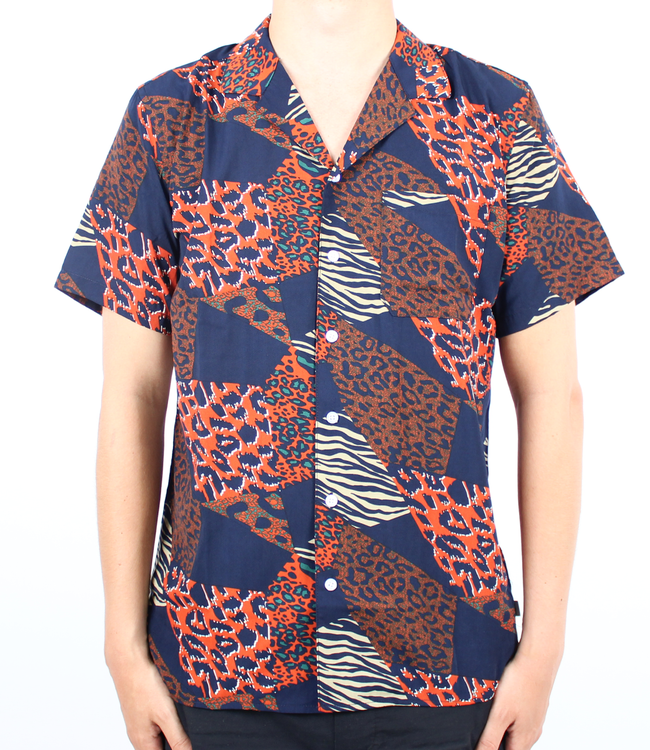 Woodbird Lost Cheetah Shirt