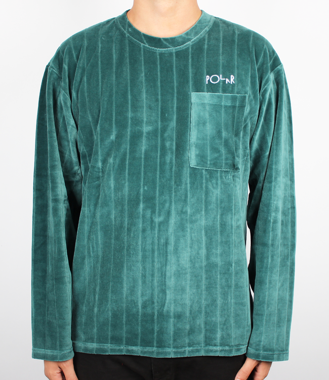Polar Skate Co. Velour Pullover