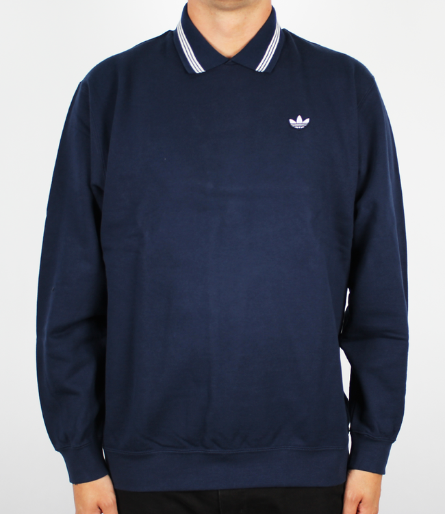 adidas Polo Sweatshirt