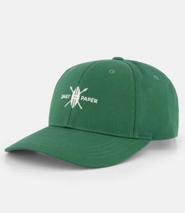 Daily Paper Shield Logo Cap Green