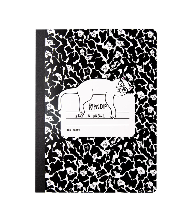 RipNDip Stay In Sk3wl Composition Book