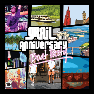 GRAIL Anniversary Boat Party