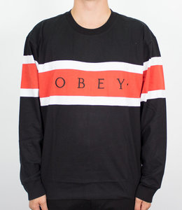 Obey Embrace Classic Tee LS