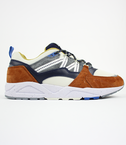 Karhu Fusion 2.0 Leather Brown/Night Sky