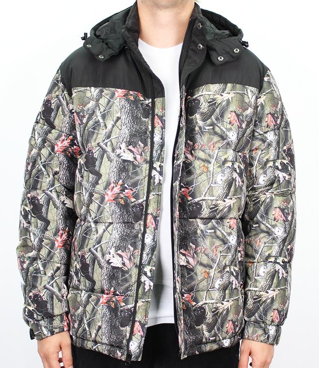 RipNDip Nerm & Jerm Camo Puffer Jacket