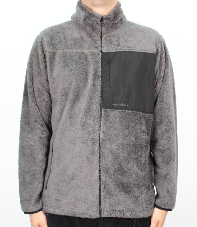 Woodbird Shaq Fleece Jacket