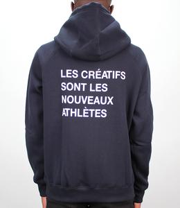 The New Originals Les Creatifs Sont Les Nouveaux Athletes Hoodie