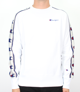 Champion Tape Crewneck Sweatshirt