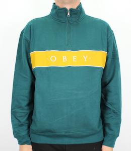 Obey Deal Mock Neck