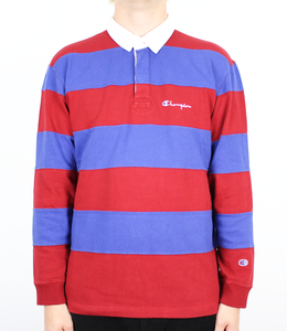 Champion Long Sleeve Polo Shirt