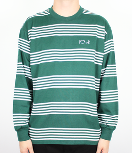 Polar Skate Co. Striped LS