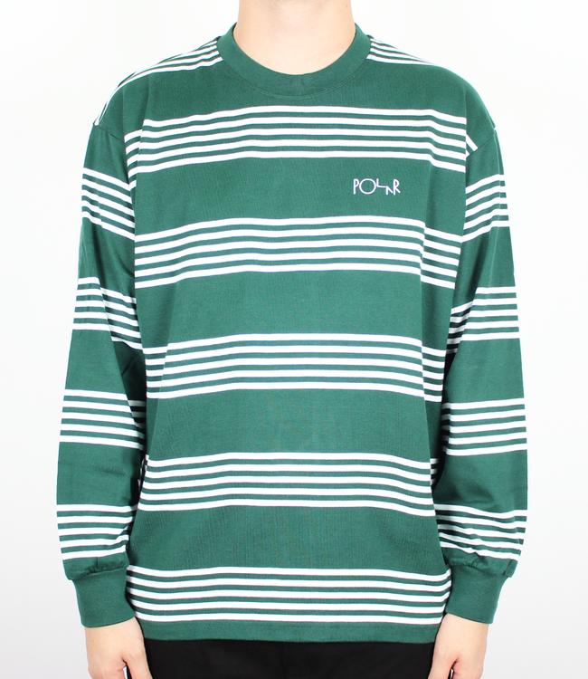 Polar Skate Co. Striped LS