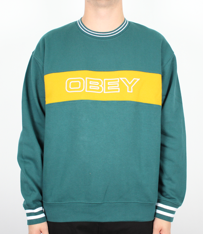 Obey Stand Crew