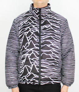 Pleasures x Joy Division Reversable Puffer Jacket