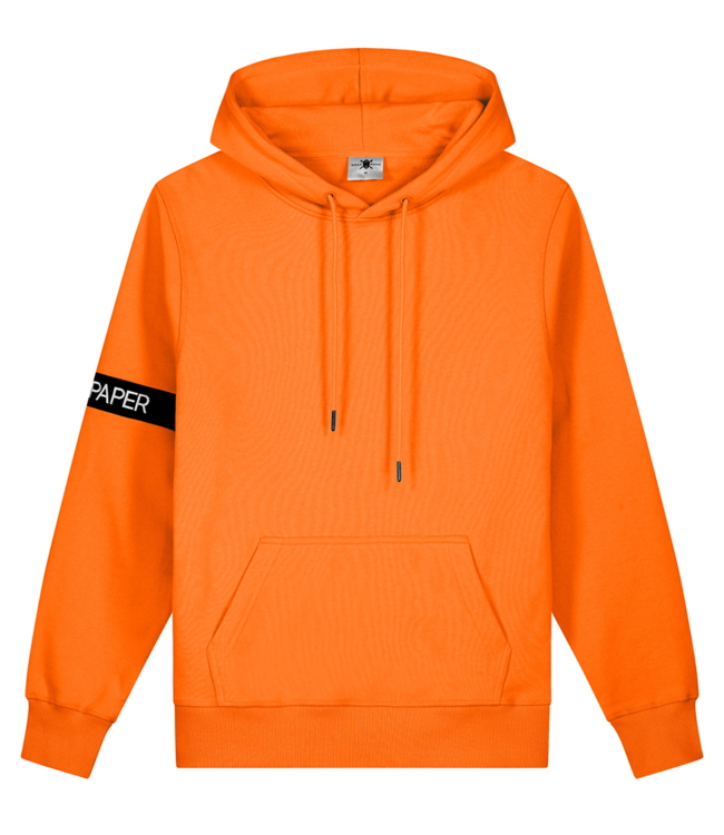 Daily Paper Captain Hoodie Orange