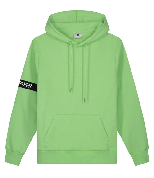 Daily Paper Captain Hoodie Green
