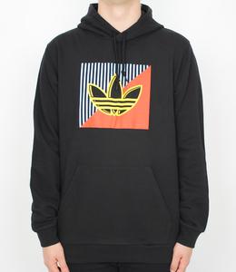 adidas Diagonal Emblem Hoodie