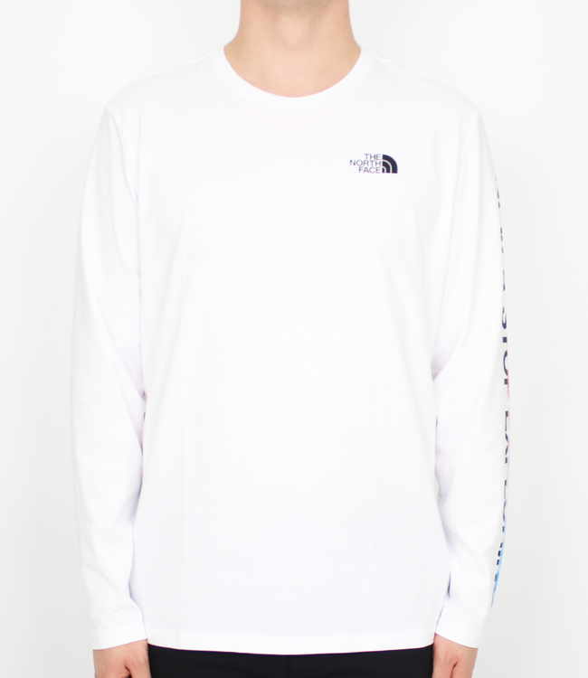 The North Face Fine Graphic Flow Longsleeve