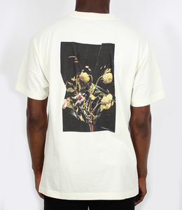 Olaf Hussein Flower T White