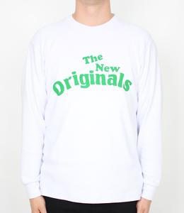 The New Originals Gym Logo Longsleeve