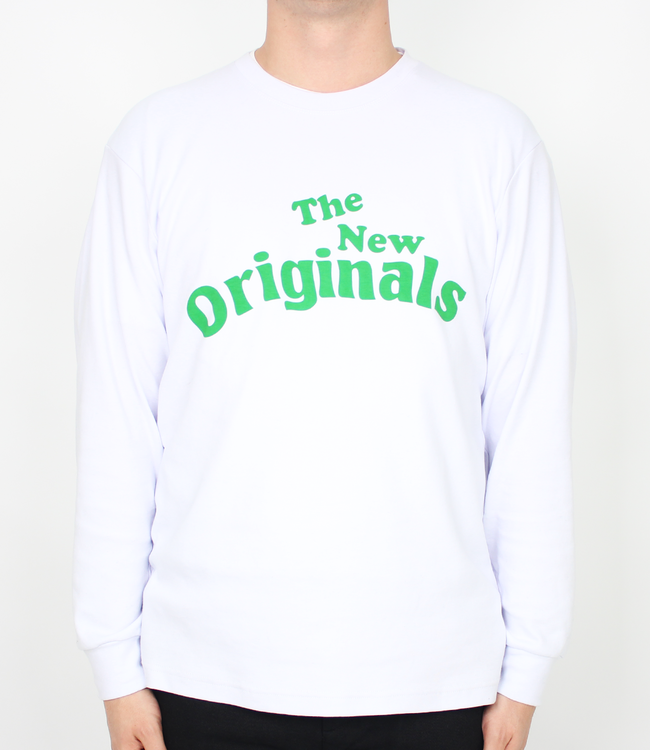 The New Originals Gym Logo Longsleeve