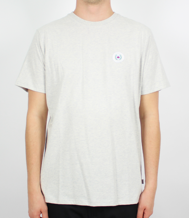 Woodbird Our Jarvis Patch Snow Tee