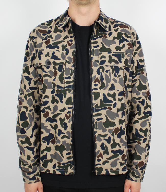 Woodbird Wong Camo Shirt