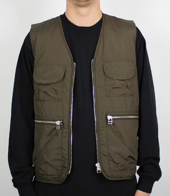 Woodbird Chung Fish Vest