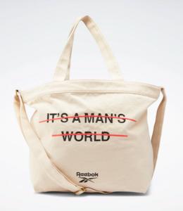 Reebok Its A Mans World Bag