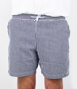 Woodbird Bommy Stripe Shorts
