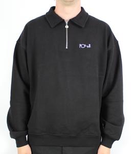 Polar Skate Co. Collar Zip Sweater