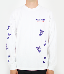 Obey To The Children Long Sleeve