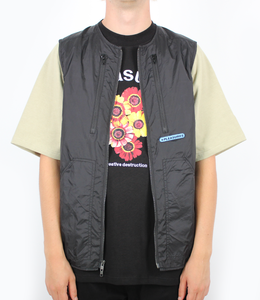 Pleasures Forever Nylon Vest