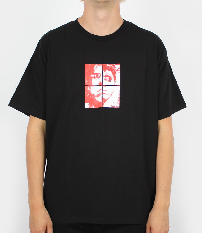 Polar Skate Co. Out Of Service Tee