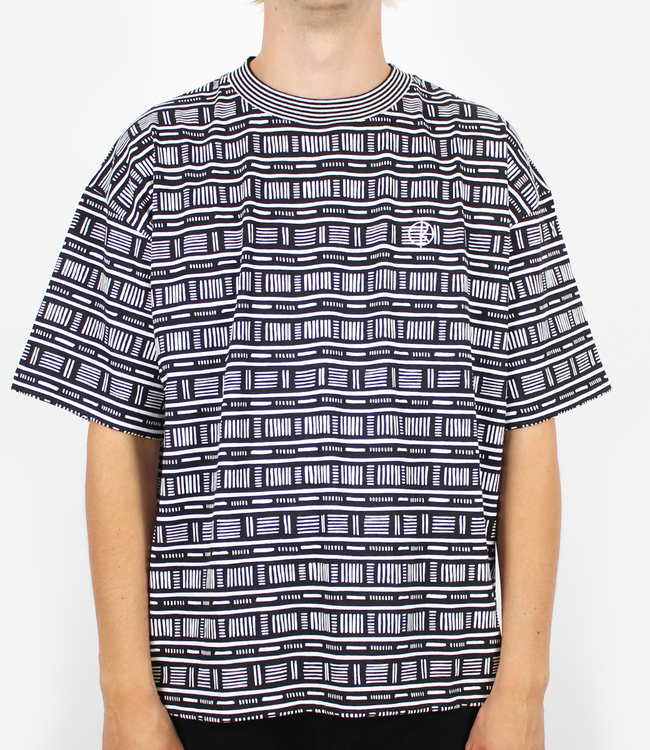 Polar Skate Co. Stripe Surf Tee