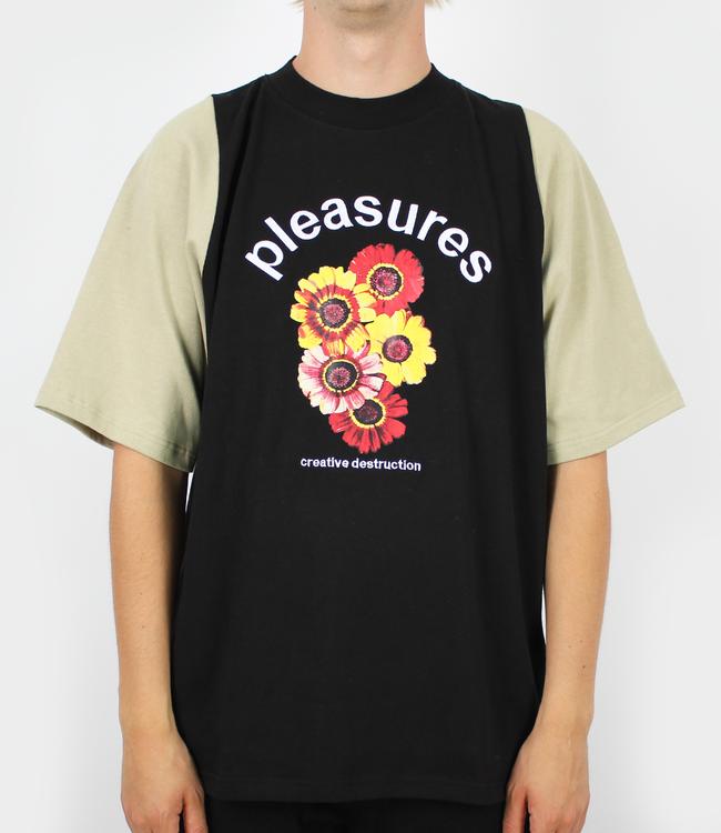 Pleasures Destruction Heavy Knit Tee