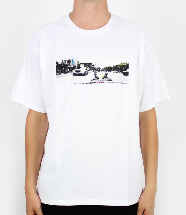 Polar Skate Co. Houston st. Tee