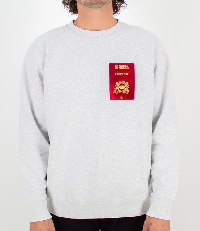 New Amsterdam Surf Association Customs Sweater