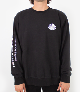 New Amsterdam Surf Association Logo Sweater Black